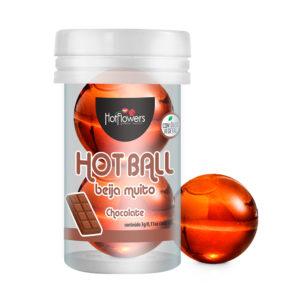 Hot Ball I Bolinha Explosiva Chocolate – Hot Flowers