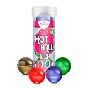 Hot Ball I Bolinhas Explosivas Mix - Hot Flowers