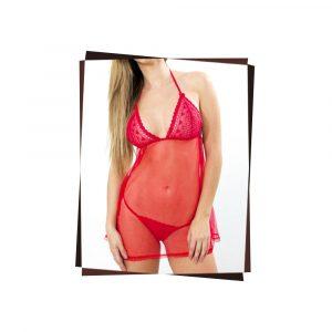 Sexy Dool Vermelho - Sensualy